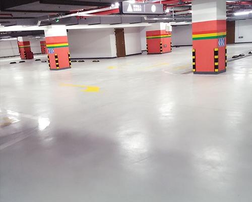 停车场翻新